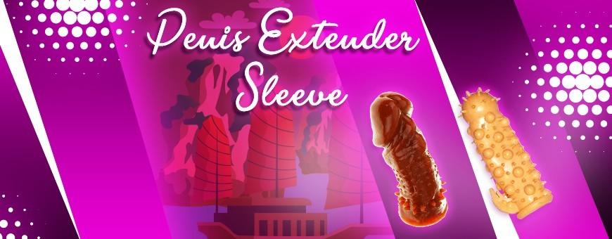 Shop For Genital Extender Sleeve Online From vietnampleasure