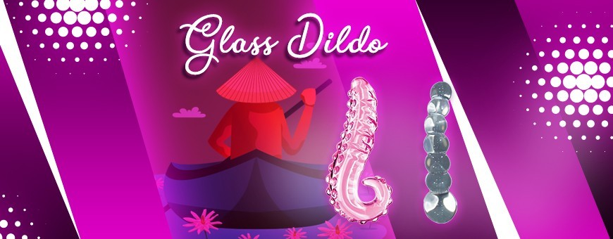 Buy Glass Dildo Sex Toys for Vaginal & Anal Use in Ho Chi Minh City