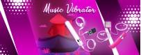Buy Music Vibrator Online | Music Controlled Vibrator | Hanoi