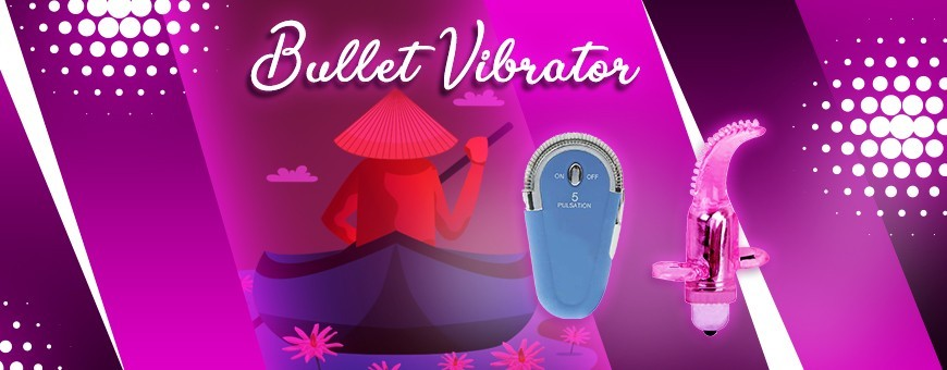 Bullet Vibrator | Buy Mini Vibrators For Women in Vietnam