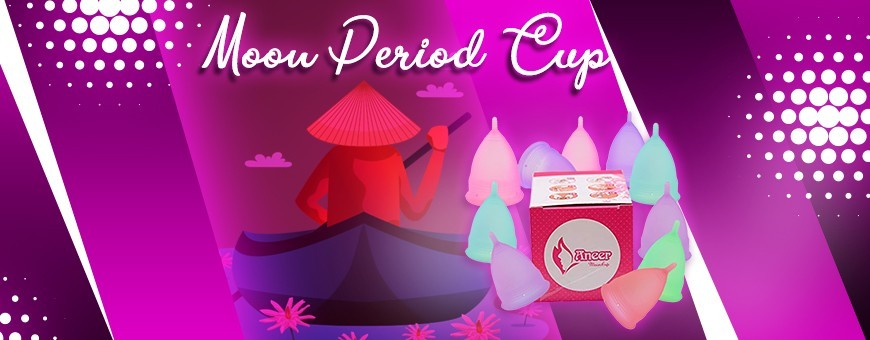 Moon Period Cup| Buy Menstrual Cup Size A in Vietnam