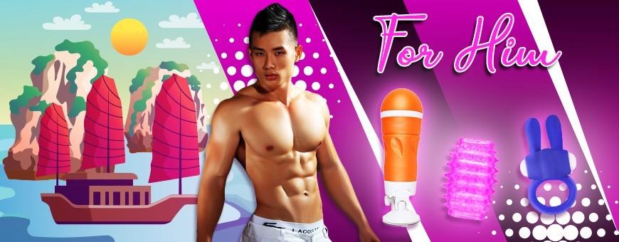 Male Sex Toys | Buy Sex Toys for Men Online in Vietnam